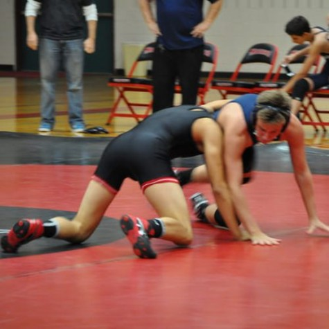 Wrestling claims victories, sets eyes on 'three-peat'