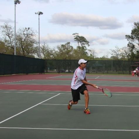 Road to spring SPC: boys' tennis