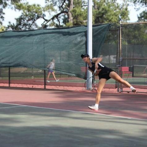 Road to spring SPC: girls' tennis