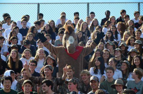 All-School Pep Rally brings spirit across grades