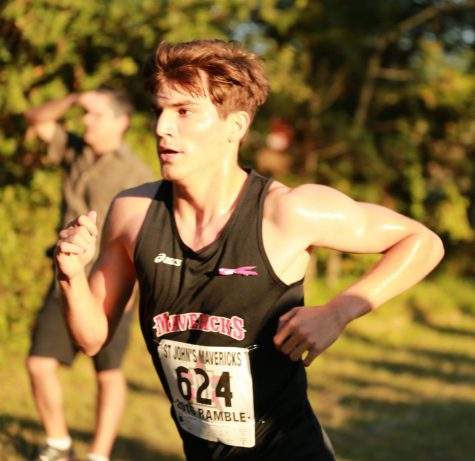 Boys' cross country takes third championship in a row