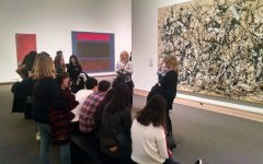 AP Art History explores New York museums, views artwork off the page