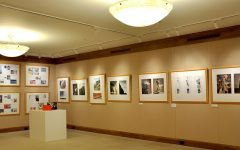 "Alumni artwork featured in ""Creative Visions"" exhibition"