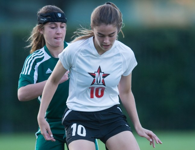 Road to Winter SPC: Girls' Soccer