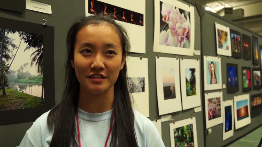 ISAS Spotlight: Amy Dong