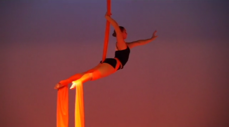 John Cooper takes dance to dizzying heights