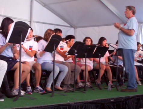 ISAS Spotlight: SJS Wind Ensemble