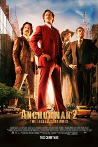 "Under Review: ""Anchorman 2: The Legend Continues"""