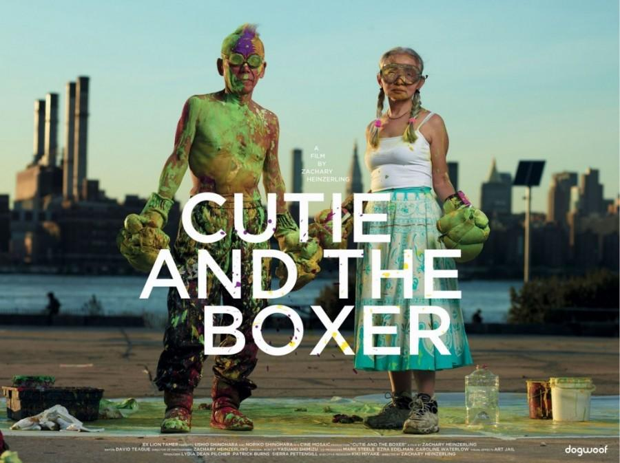 "Zachary Heinzerling ('06) received his first Oscar's nomination for his documentary ""Cutie and the Boxer,"" produced by Lydia Dean Pilcher, which chronicles the day-to-day lives of Japanese artists Ushio and Noriko Shinohara, on Jan. 16."