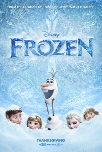 "Released Nov. 27, Disney's newest animation film, ""Frozen,"" makes its mark on this winter's movie scene with powerful Broadway singers and an award-winning soundtrack, featuring songs sung by Idina Menzel and Demi Lovato."