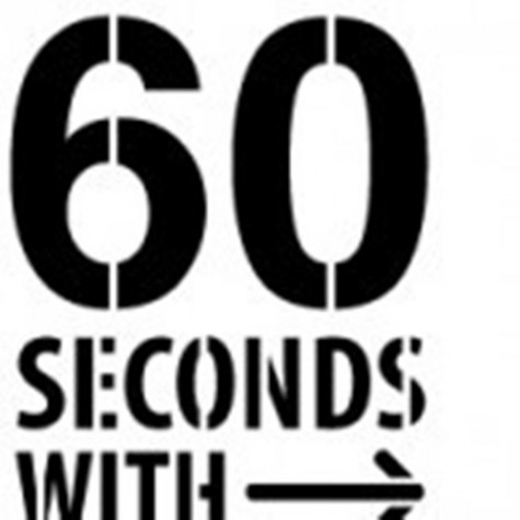 60 seconds with Cameron Crain