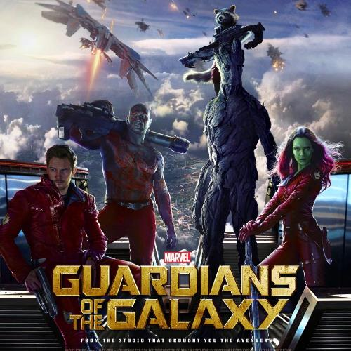 Guardians of the Galaxy was released this July. The film has been so successful that its sequel is scheduled for 2017.