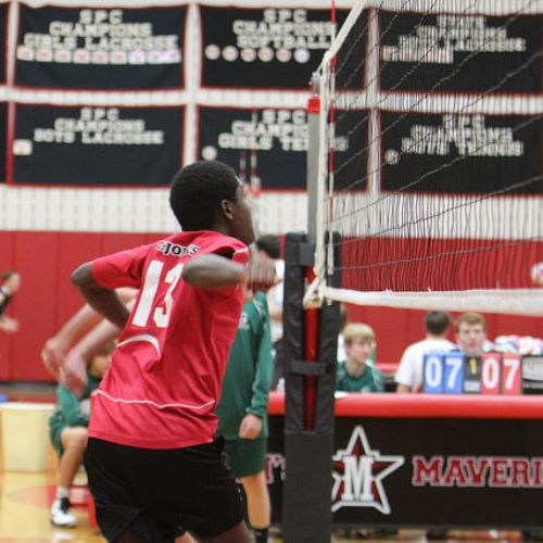 Houston Cup prepares boys' volleyball for SPC