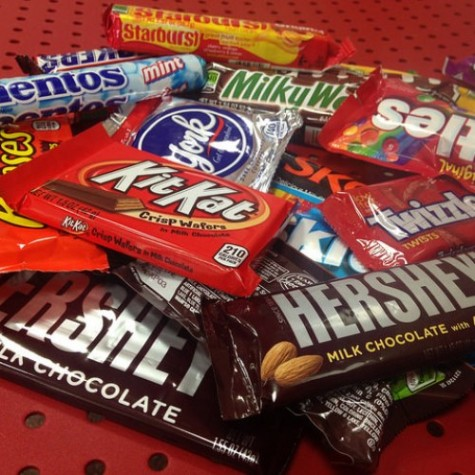 Between Hershey's chocolate and Twizzlers, the options for candy on Halloween are almost limitless.