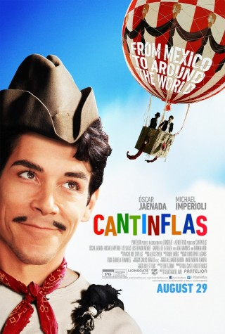 "Under Review: ""Cantinflas"""