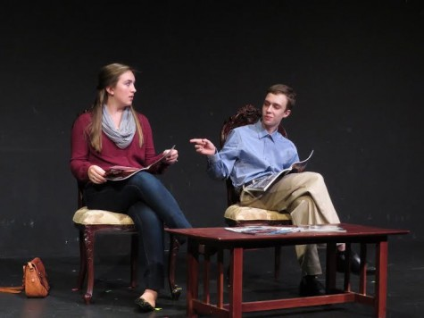 Fall One-Acts captivate audience