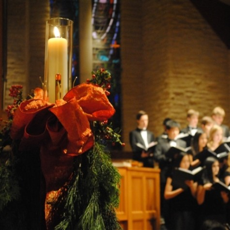 St. John the Divine had to accommodate record numbers of performers this year due to an influx of singers in both Chorale and St. John's Singers.