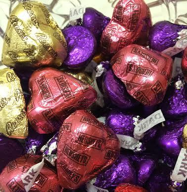 There's a lot do do on Valentine's Day itself. But there's even more to do on Feb. 15, when the candy goes on sale.