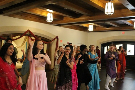 International Day showcases Indian dance, cuisine