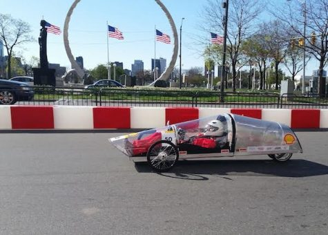EcoMarathon team overcomes adversity, tests fuel efficiency