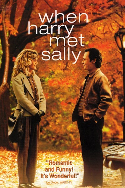When Harry Met Sally is a classic romantic comedy to watch this Valentines Day.
