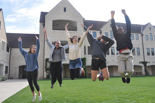 Since the beginning of March, Upper School students have been impatient for spring break to start.