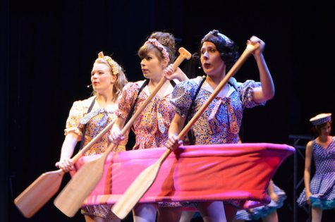"Spring Musical ""Curtains"" challenges performers, features show-within-a-show"