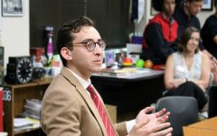 Pulitzer finalist Evan Mintz ('04) visits the Review