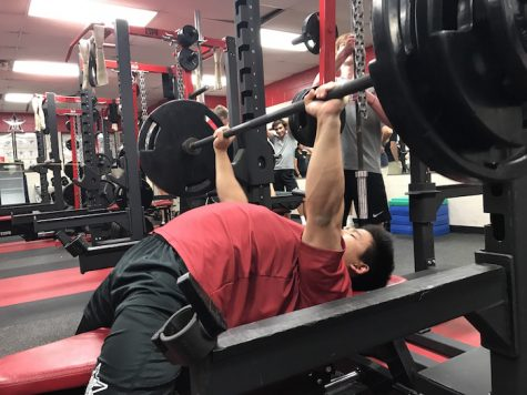 Weight training offers emotional, physical gains