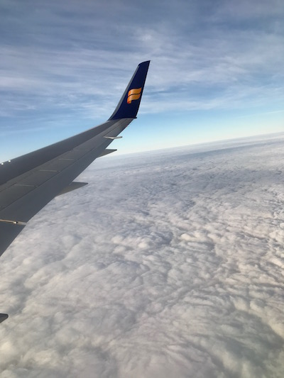 Fares explores Iceland with Nat Geo