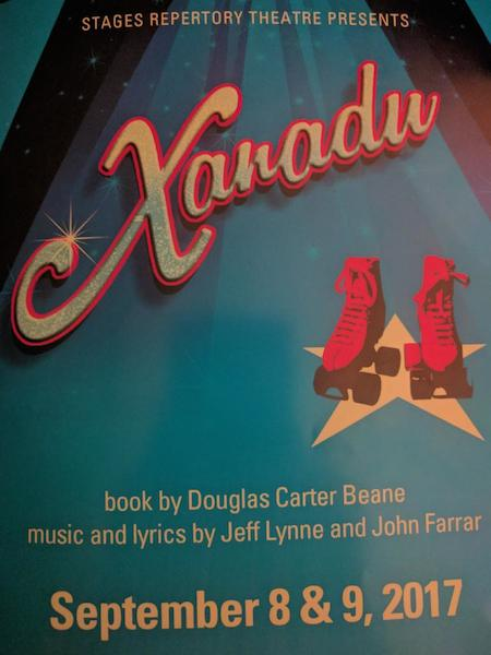 Xanadu was presented by the Stage Theater, a small theater group that takes an experimental approach to theater.