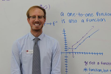 Class Act: Math teacher Danny Kerns