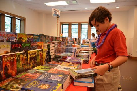 Book Fair brings community together