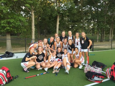Field hockey travels to St. Louis for Gateway Tournament