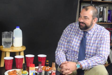 Hot Seat Episode 1: Mr. Guinn