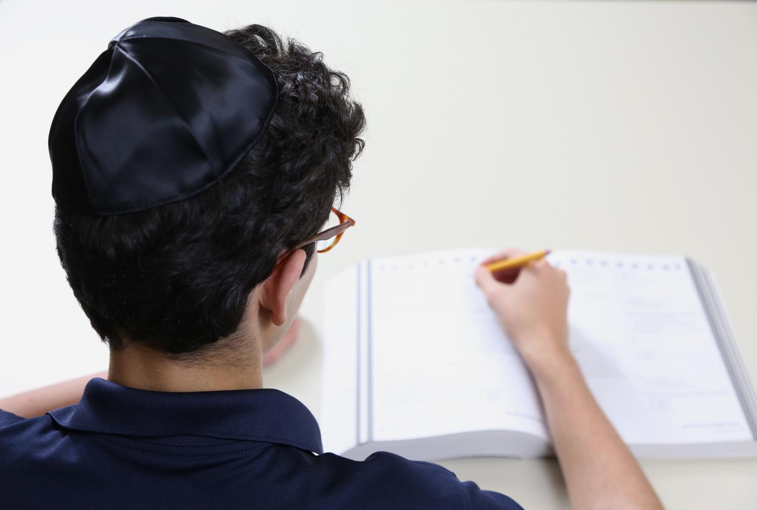 On Sept. 30, Jewish students had to make a decision between taking the ACT and observing Yom Kippur.