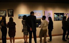 YMCA art show spotlights refugee and immigrant artists