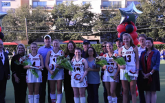 Field Hockey celebrates seniors and prepares for game against Kinkaid
