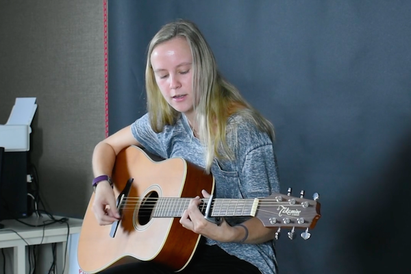 Special Music: Cara Wolff performs