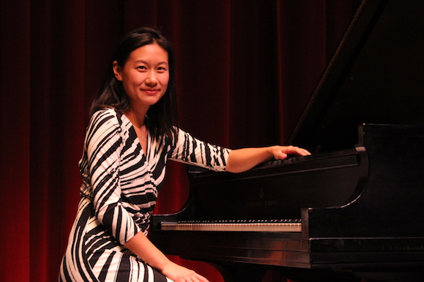 New piano teacher Yvonne Chen started teaching at age 14.