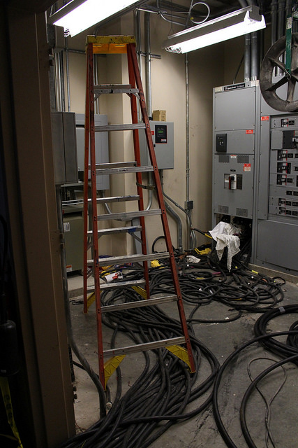 Staff were able to restore power to the VST after just two days.