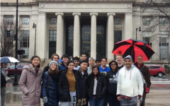 Model UN goes to MIT for international conference