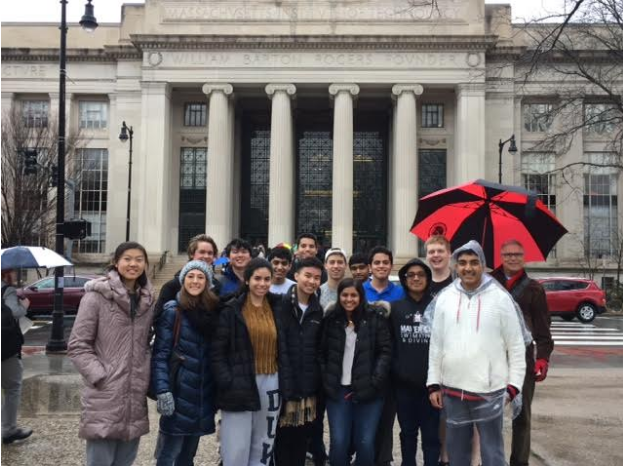 Chaperoned+by+sponsor+Wendall+Zartman+and+history+teacher+Amy+Malin+%28not+pictured%29%2C+15+members+of+Model+UN+spent+three+days+in+Cambridge+at+MIT%27s+Model+UN+Conference.