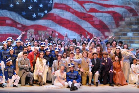 """The Music Man"" returns to SJS"