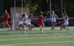 Girls' lacrosse adds three freshmen to varsity