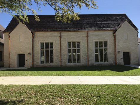 New VST building provides space for performances, rehearsals, meetings