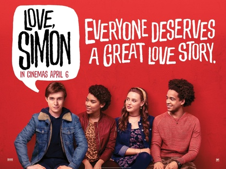 """Love, Simon"" provides relatable, crucial story for LGBTQ+ teens"