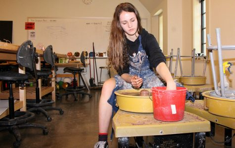 Student potters find inspiration from social media