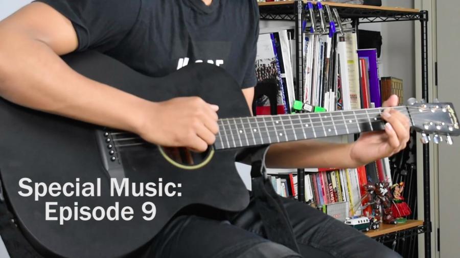 Special Music: Joshua Wilson performs