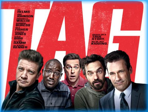 "Despite taking an unnecessarily dark turn in its second half, ""Tag"" is still an amusing, ridiculous action comedy."